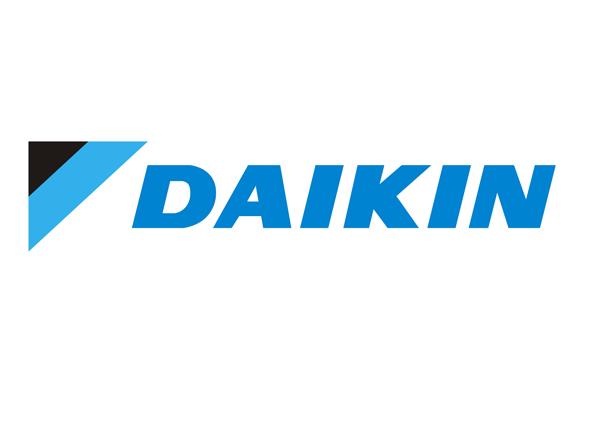 Daikin Showroom Design Logo